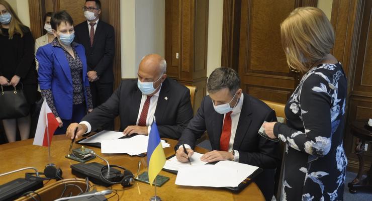 Украина и Польша будут обмениваться информацией в сфере налогообложения