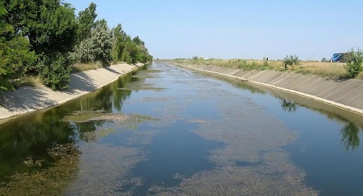 Северо-Крымский канал отнесен к объектам, не подлежащим приватизации