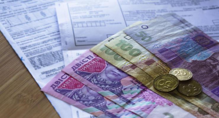 """Украинцы в кризис продолжают сокращать задолженность за """"коммуналку"""""""