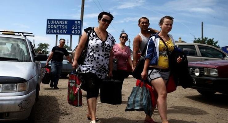 Рада хочет освободить переселенцев от туристического сбора