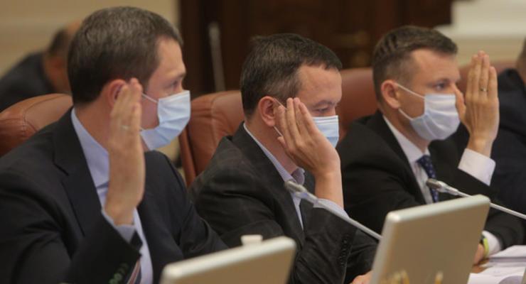 Стефанчук рассказал, когда могут уволить министров экономики и финансов