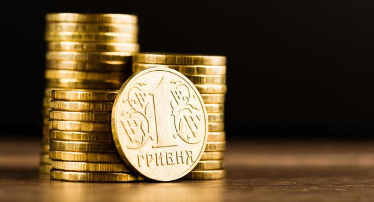 Остатки средств в госказне Украины за месяц сократились более чем вдвое