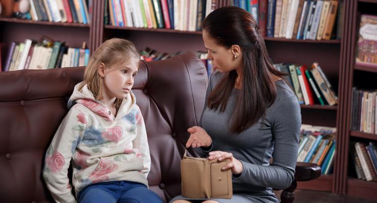 Как научить детей пользоваться деньгами: Советы эксперта НБУ