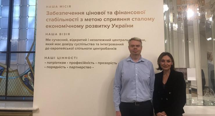 Рожкова и Сологуб ответили на недоверие Совета НБУ