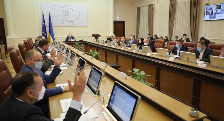 Кабмин переводит заседания в онлайн-формат
