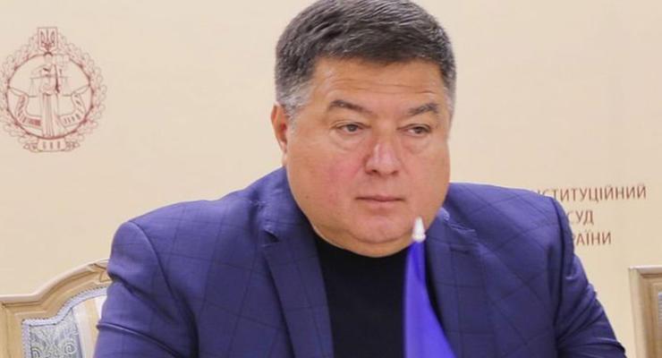 Тупицкий пояснил, откуда у тещи дом в Василькове