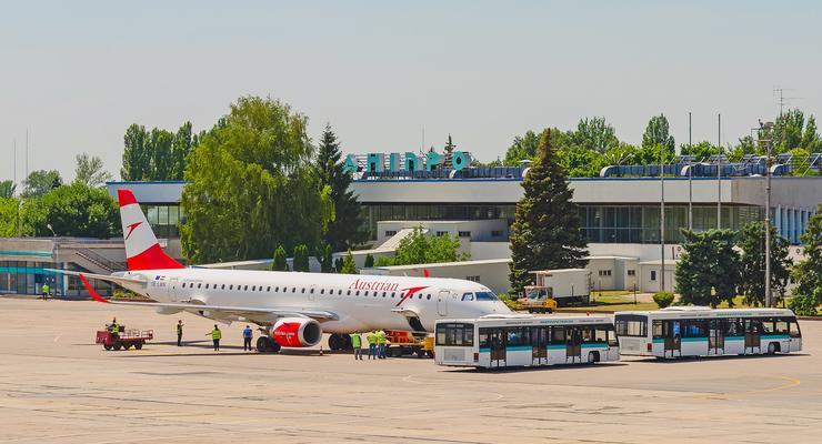 АМКУ оштрафовал аэропорт Днепра на 255 тыс грн: Названа причина
