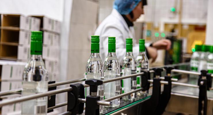 Украина увеличила производство и экспорт водки: Подробности