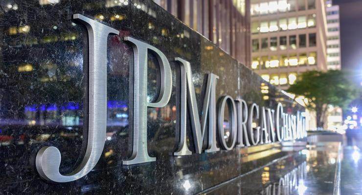 J.P. Morgan ухудшило прогноз экономического спада в Украине на 2020 год