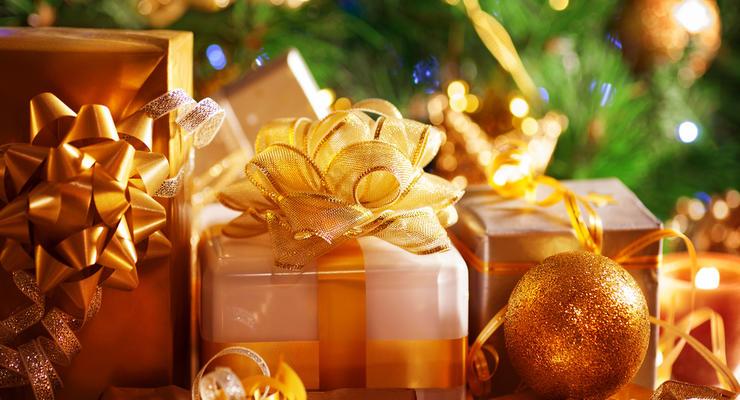 Какие подарки выбирают к праздникам украинцы: Исследование