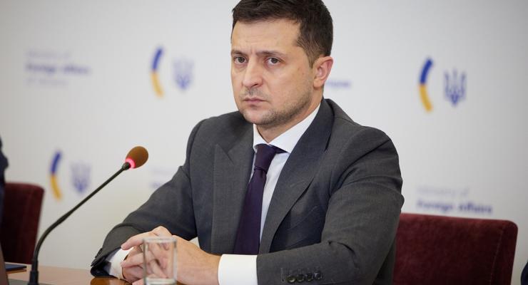 Зеленский объяснил смысл создания свободной экономической зоны на Донбассе