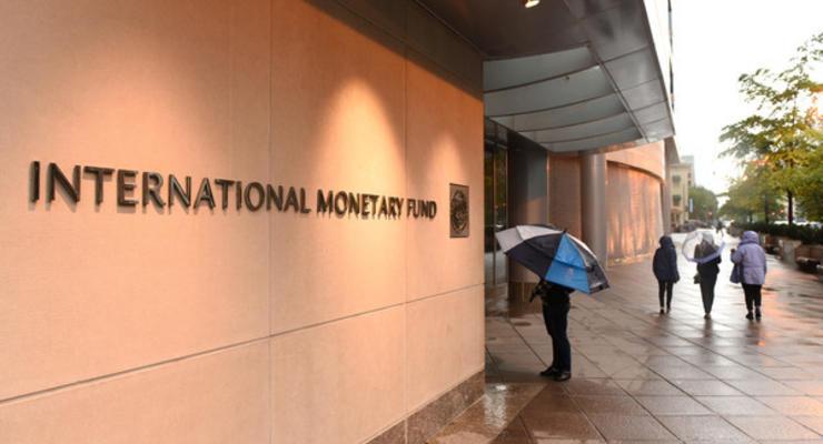 Миссия МВФ начала работу по пересмотру программы stand by для Украины
