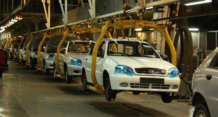 С начала года украинский автопром упал более чем на треть