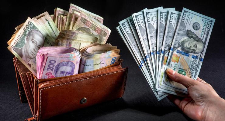 Курс валют на 28.12.2020: гривна отыгрывает позиции