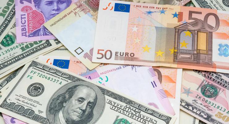 Курс валют на 05.01.2021: гривна начинает 2021 год падением