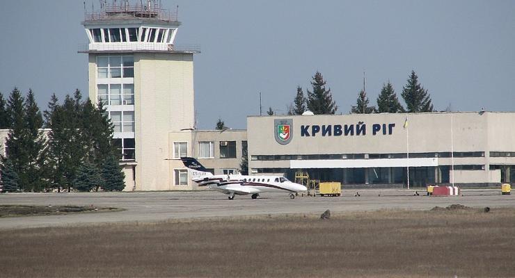Директора аэропорта Кривой Рог подозревают в завладении чужим имуществом