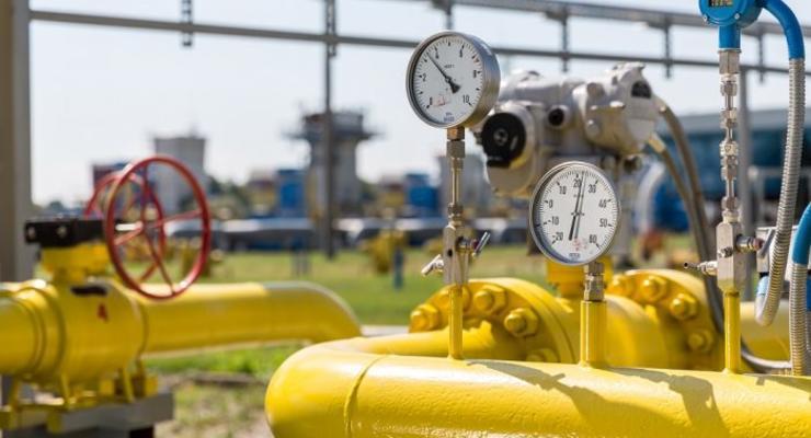 Спрос на поставку газа в ЕС превысил возможности украинской ГТС