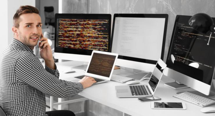 Киевские безработные станут программистами: Что известно
