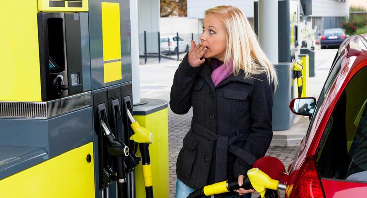 В Украине дорожают бензин и автогаз