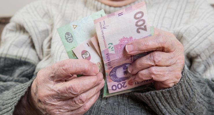 Известно, сколько украинских пенсионеров получают более 10 тыс грн