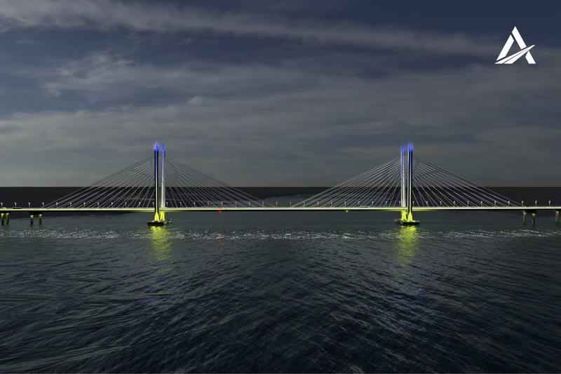 Турки построят мост в Кременчуге за 11 млрд грн / Укравтодор