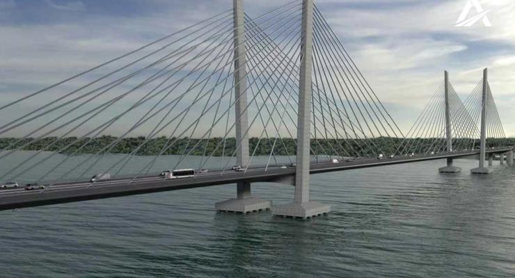 Турки построят мост в Кременчуге за 11 млрд грн: Детали