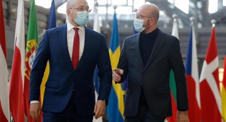 Шмыгаль рассказал, что будет с Соглашением об ассоциации Украина-ЕС