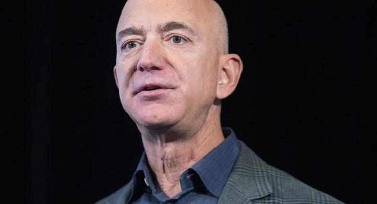 Безос - вновь самый богатый человек на планете