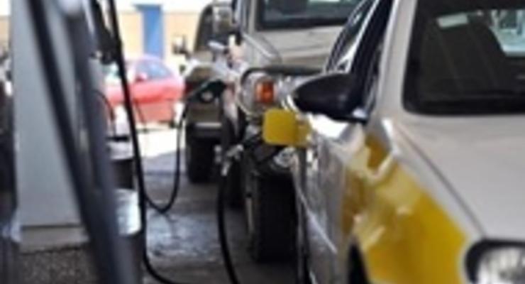 Цена автогаза преодолела барьер в 15 гривен