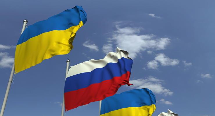Импорт российских товаров в Украину за год сократился больше чем на треть