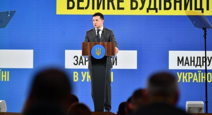 Зеленский рассказал, когда в Украине начнется ипотечный бум