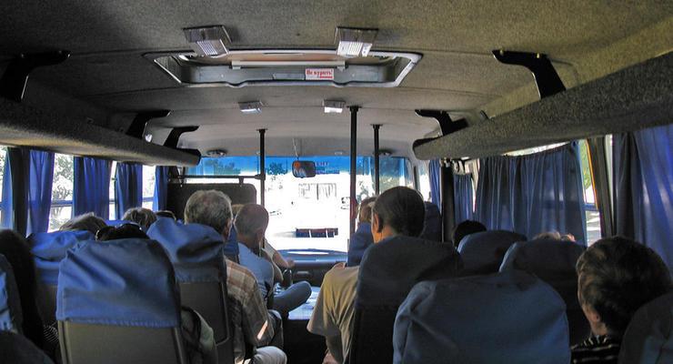 Проезд в маршрутке из пригородов в Киев подорожал: Подробности