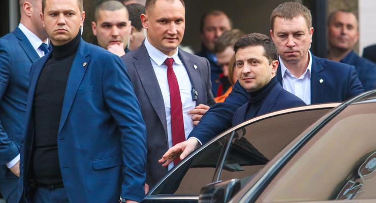 Дорогой президент: Сколько стоило украинцам содержание Зеленского в 2020 году