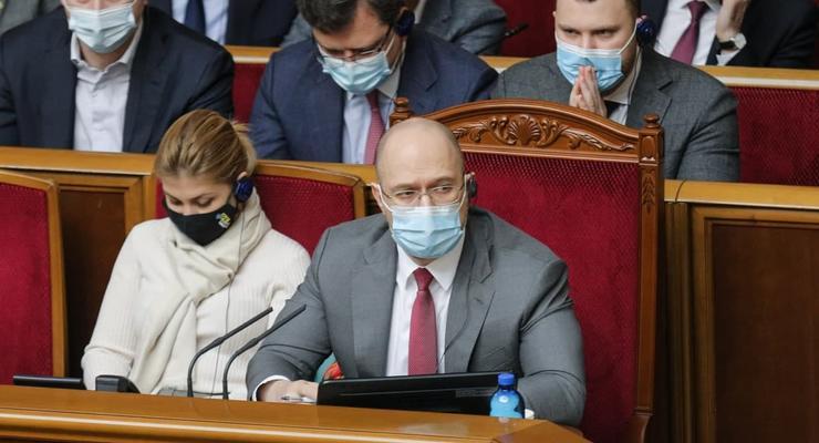 """Шмыгаль назвал """"приемлемую"""" сумму госдолга Украины"""