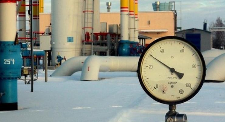 Транзит российского газа через Украину за месяц сократился на четверть