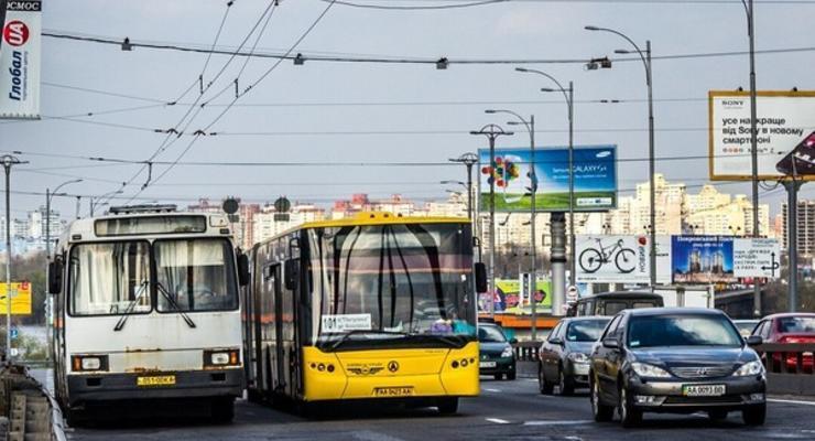 В Украине могут монетизироваль льготы на проезд в общественном транспорте