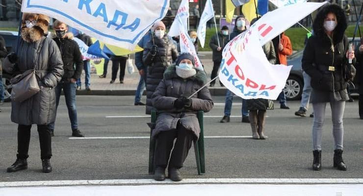 Аркаду достроят: НБУ, МВД и КГГА подписали меморандум