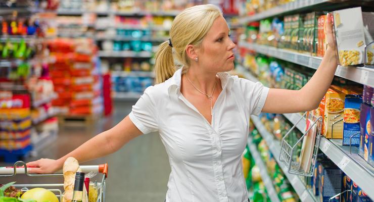 """Цены на продукты в Украине """"удержат"""" до Пасхи - Минэкономики"""
