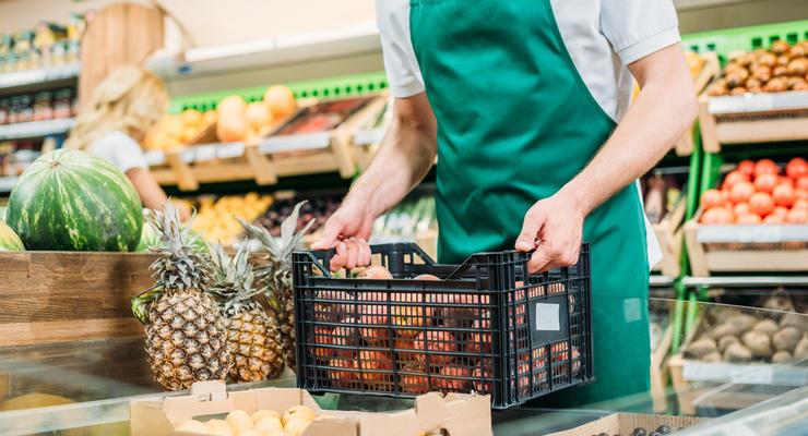Цены на продукты в Украине выросли, - Госстат