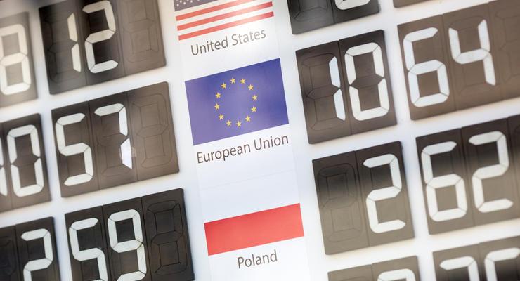 Курс валют на 20.04.2021: Гривна значительно упала на фоне евро