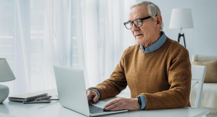 Пенсии в Украине: Как зарегистрироваться на выплаты онлайн