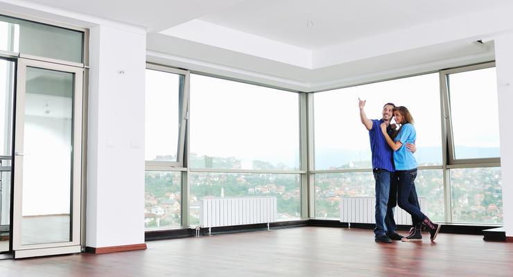 Цены на жилье в Украине выросли почти на 12% за год