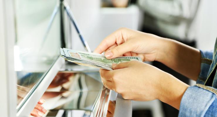 Курс валют на 05.05.2021: Гривна укрепляет свои позиции