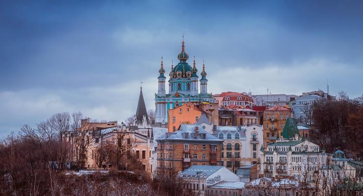 За первый квартал года Киев заработал свыше 11 млн грн туристического сбора