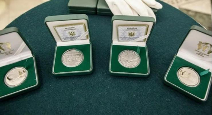 Новые памятные монеты от НБУ: кому будут посвящены