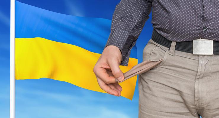 Долговые выплаты Украины: сколько  нужно отдать кредиторам