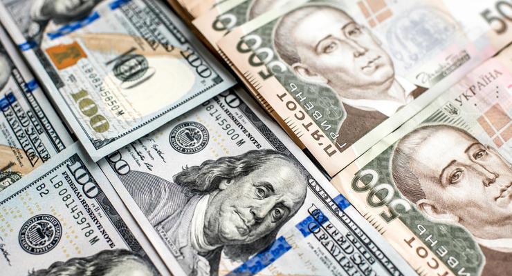 Курс валют на 2.07.2021: Доллар дорожает