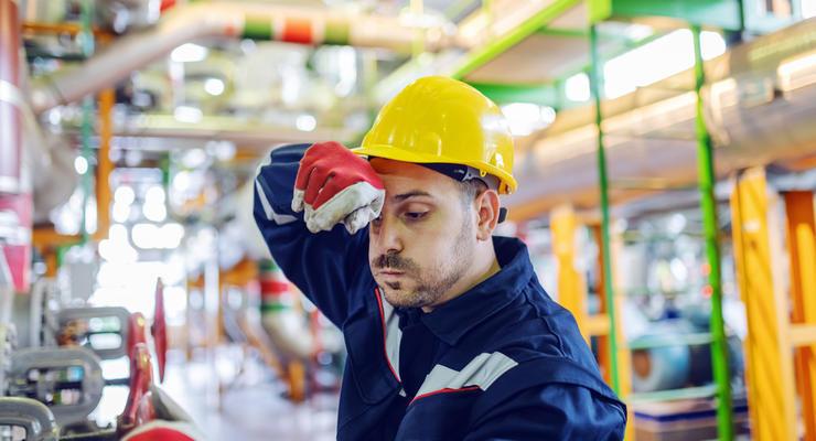 Цена на газ в Европе взлетела до $464/тыс. куб. м