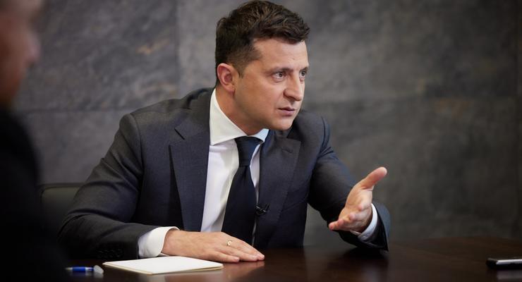 Сколько зарабатывает Владимир Зеленский – ответ