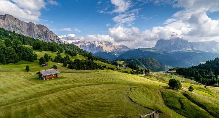 В Италии предлагают 33 тысячи долларов за переезд в деревню